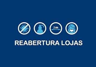 Reabertura Lojas – Consulte regras